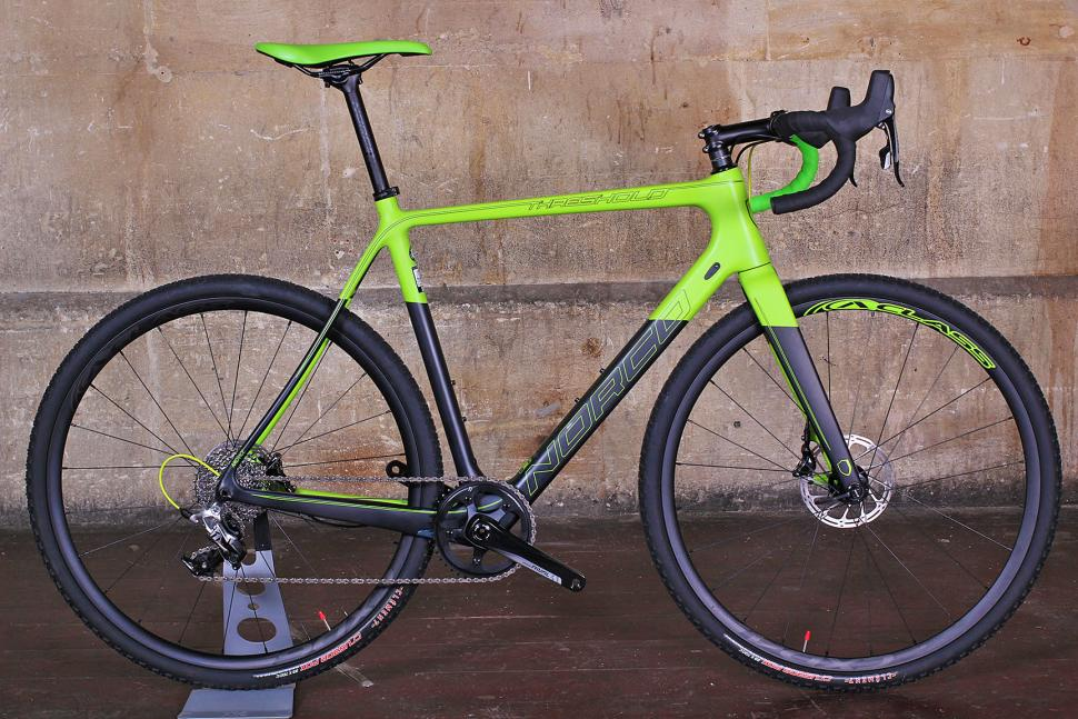 Just In Norco Threshold C Rival X1 Road Cc
