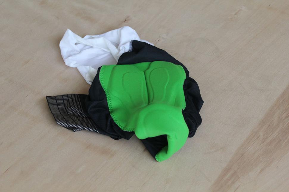 Poc Contour Aerofoil Bib Shorts - pad