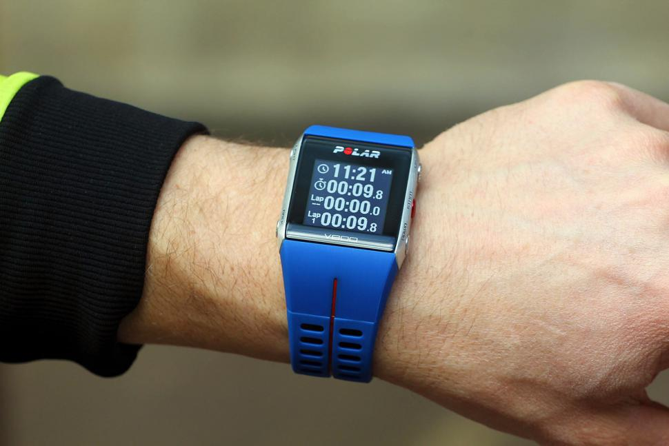 Review: Polar V800 GPS Sports Watch with heart rate sensor