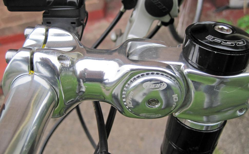 BBB High Six adjustable stem 2