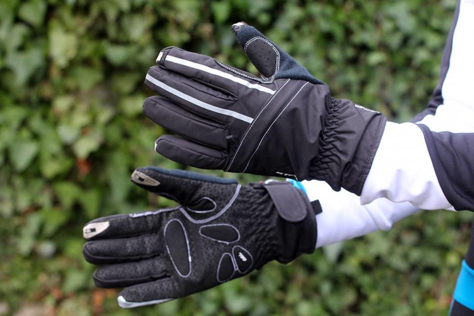 BTwin Warm Gloves 7