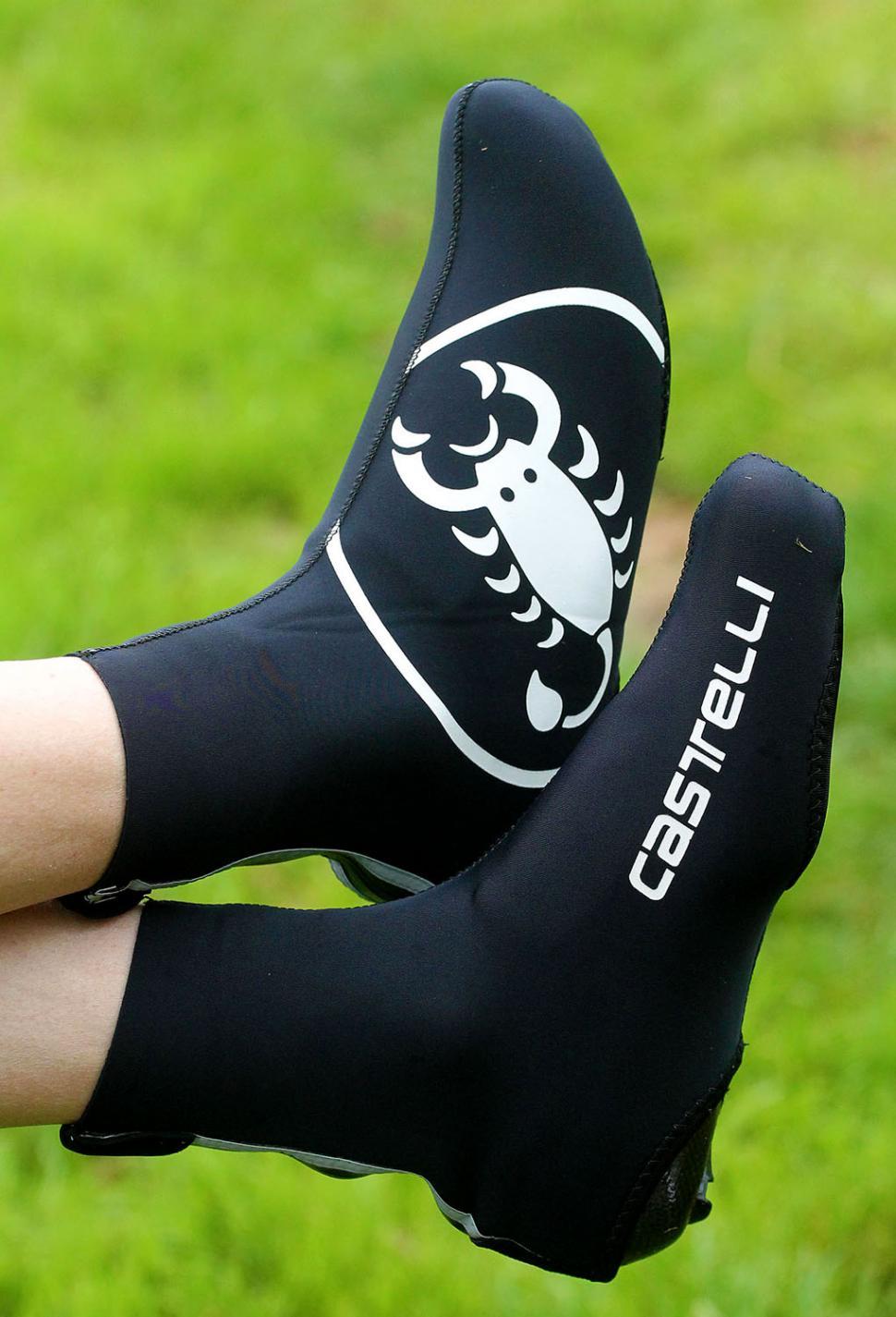 Castelli Diluvio shoecover 16