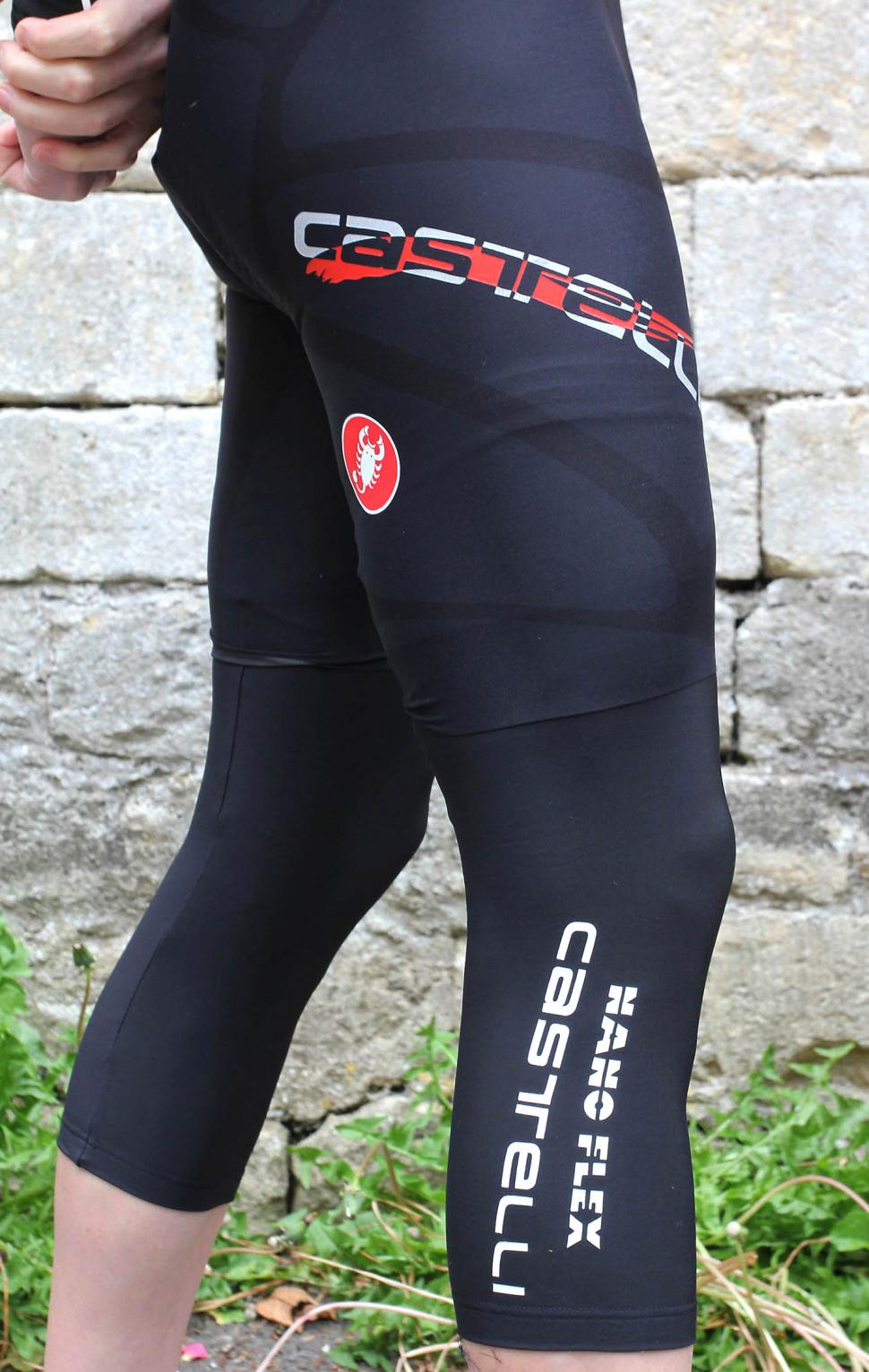 Castelli Nano Flex knee warmer