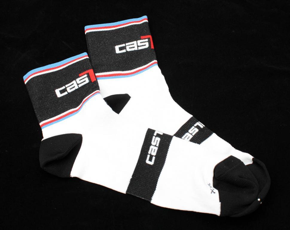 Castelli Riga 9 sock