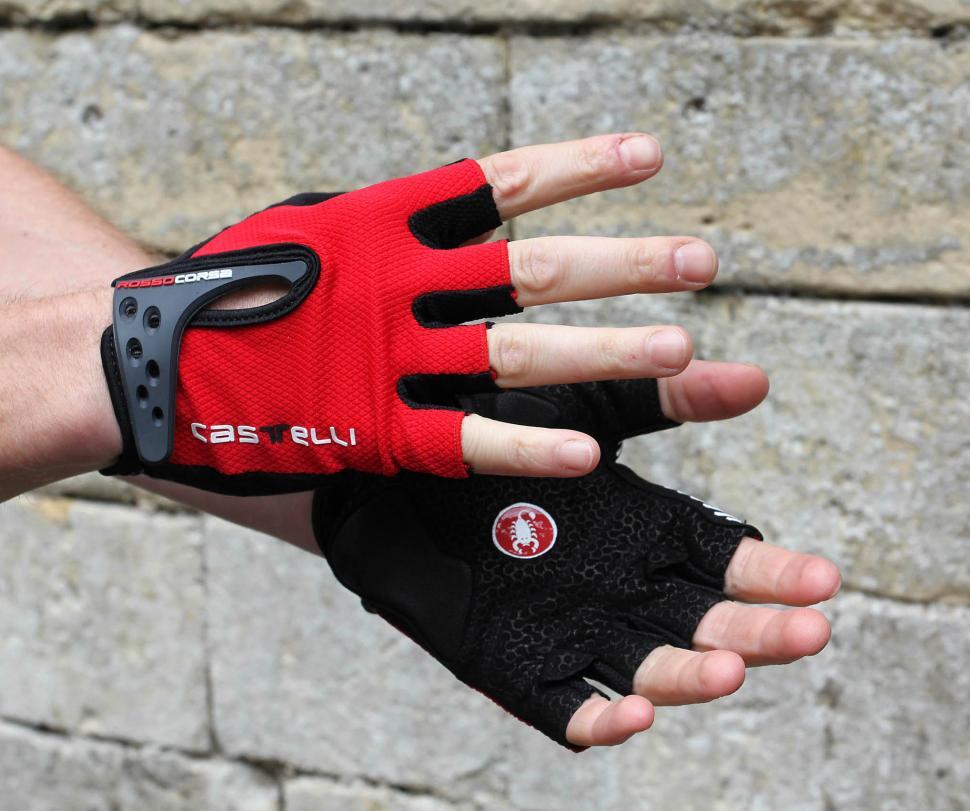 Castelli Rosso Corsa glove