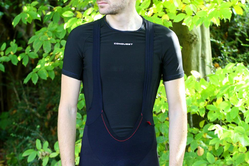Conquest Base Layer Short Sleeve