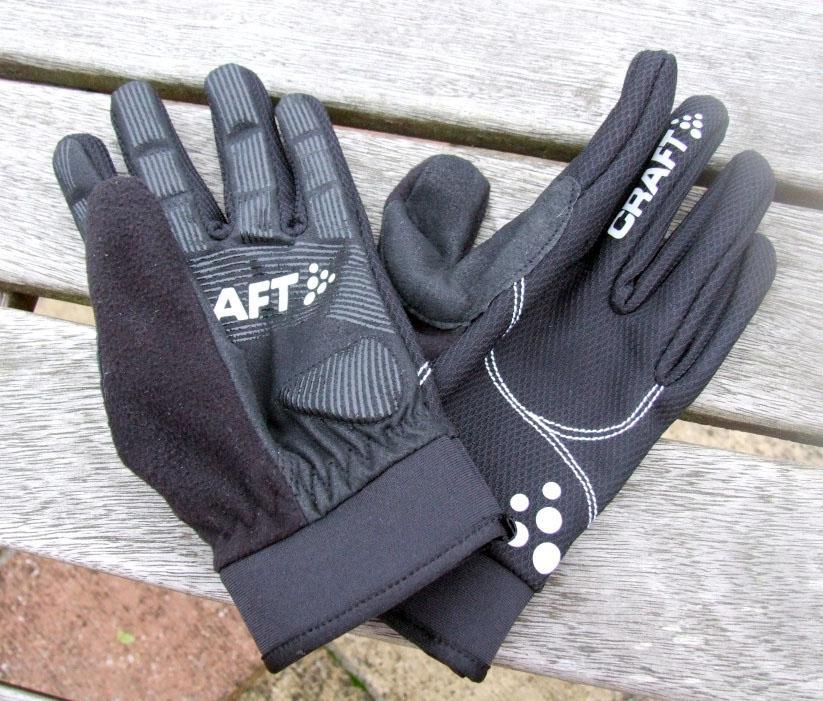 Craft Storm gloves