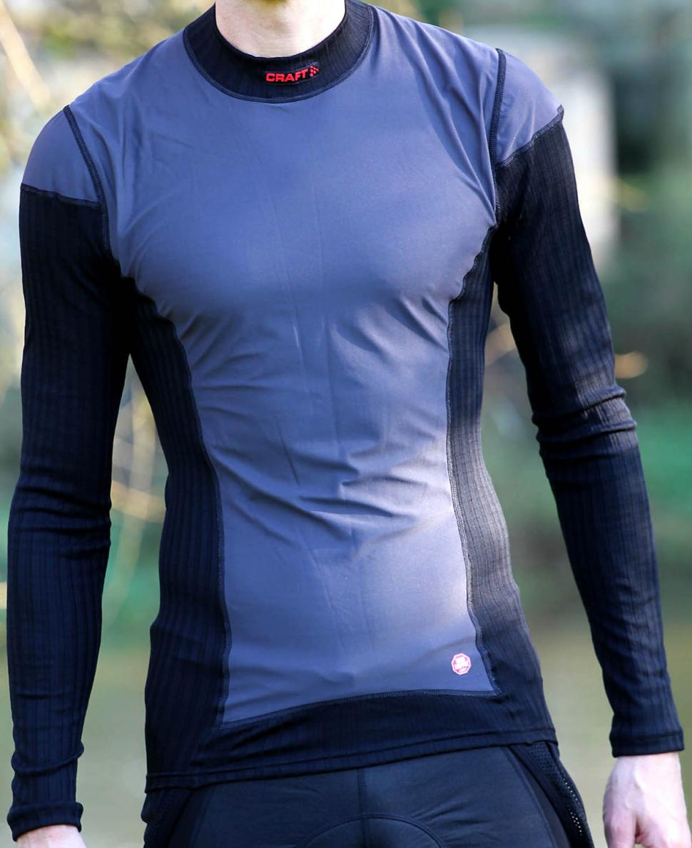 Craft Zero Extreme Windstopper Long Sleeve Base Layer