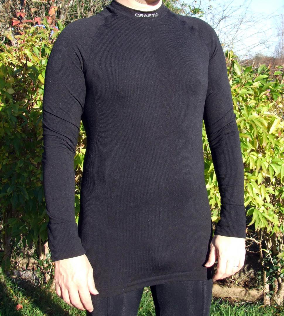 Craft long sleeve base layer