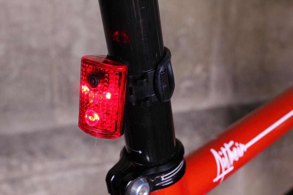 GT Attack rear light