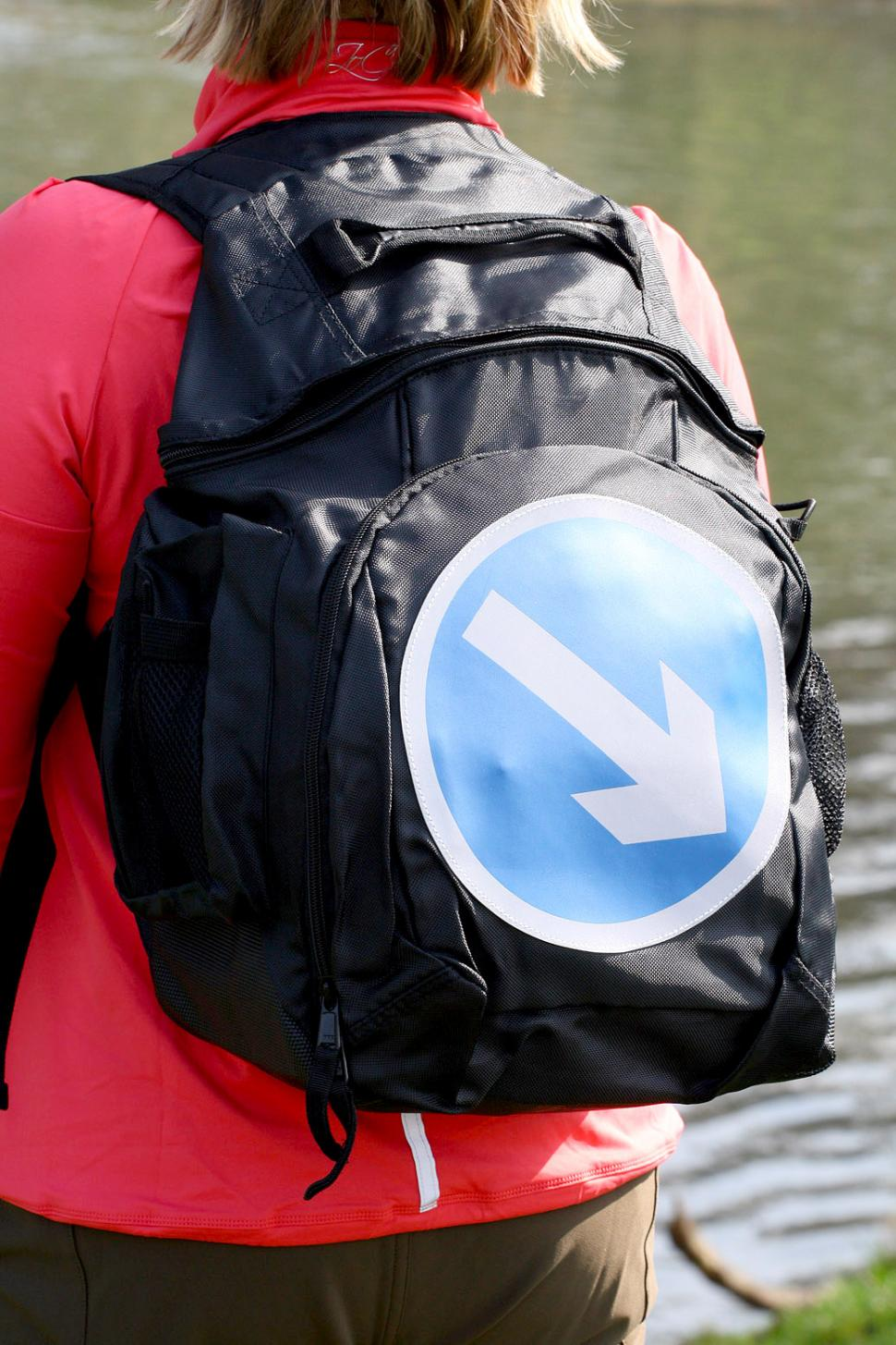 Howies Road Sign bag