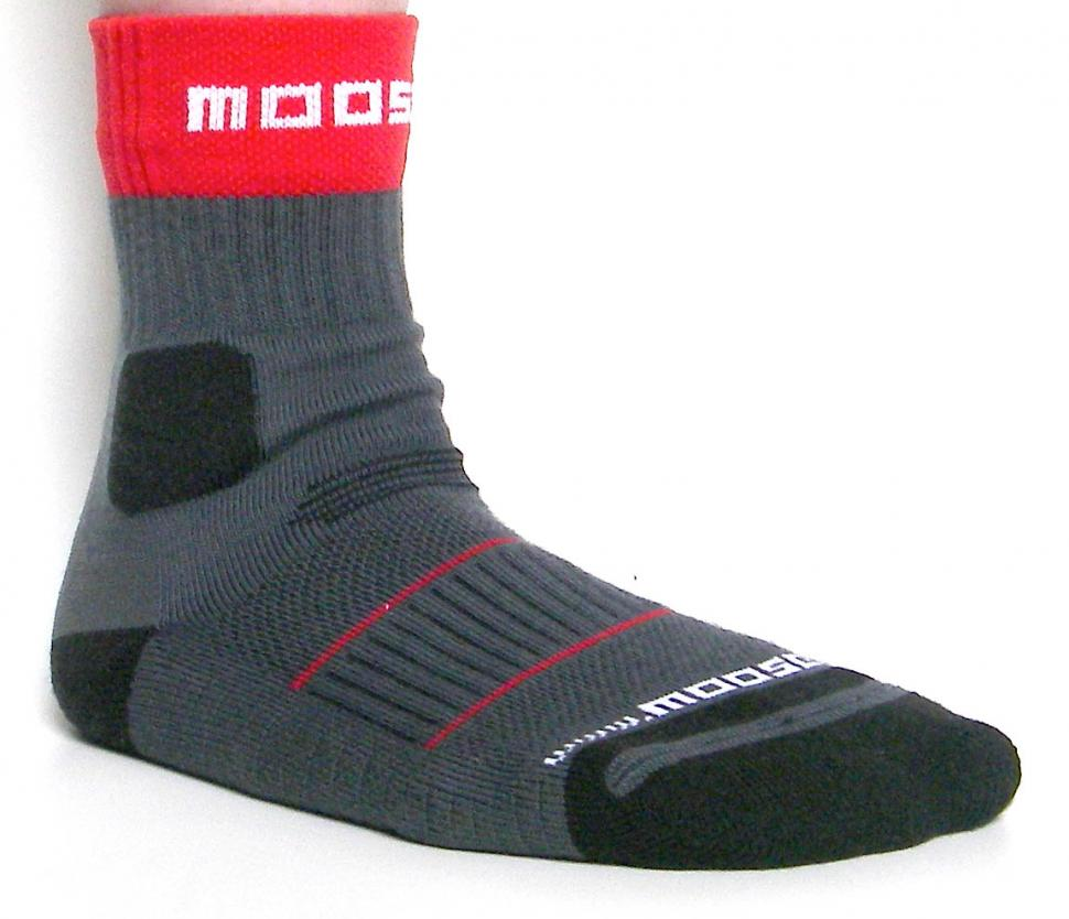 Moose Downhill sock