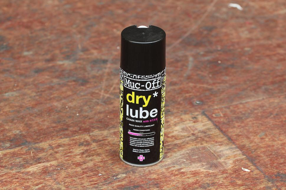 Muc-Off Dry Lube Chain Wax with PTFE