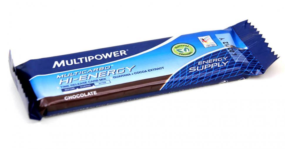Multipower Multicarbo Hi-Energy bar