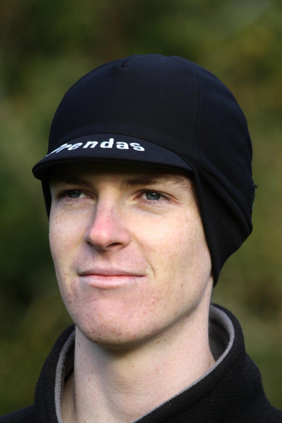 Prendas Ciclismo Belgian-style Winter Hat