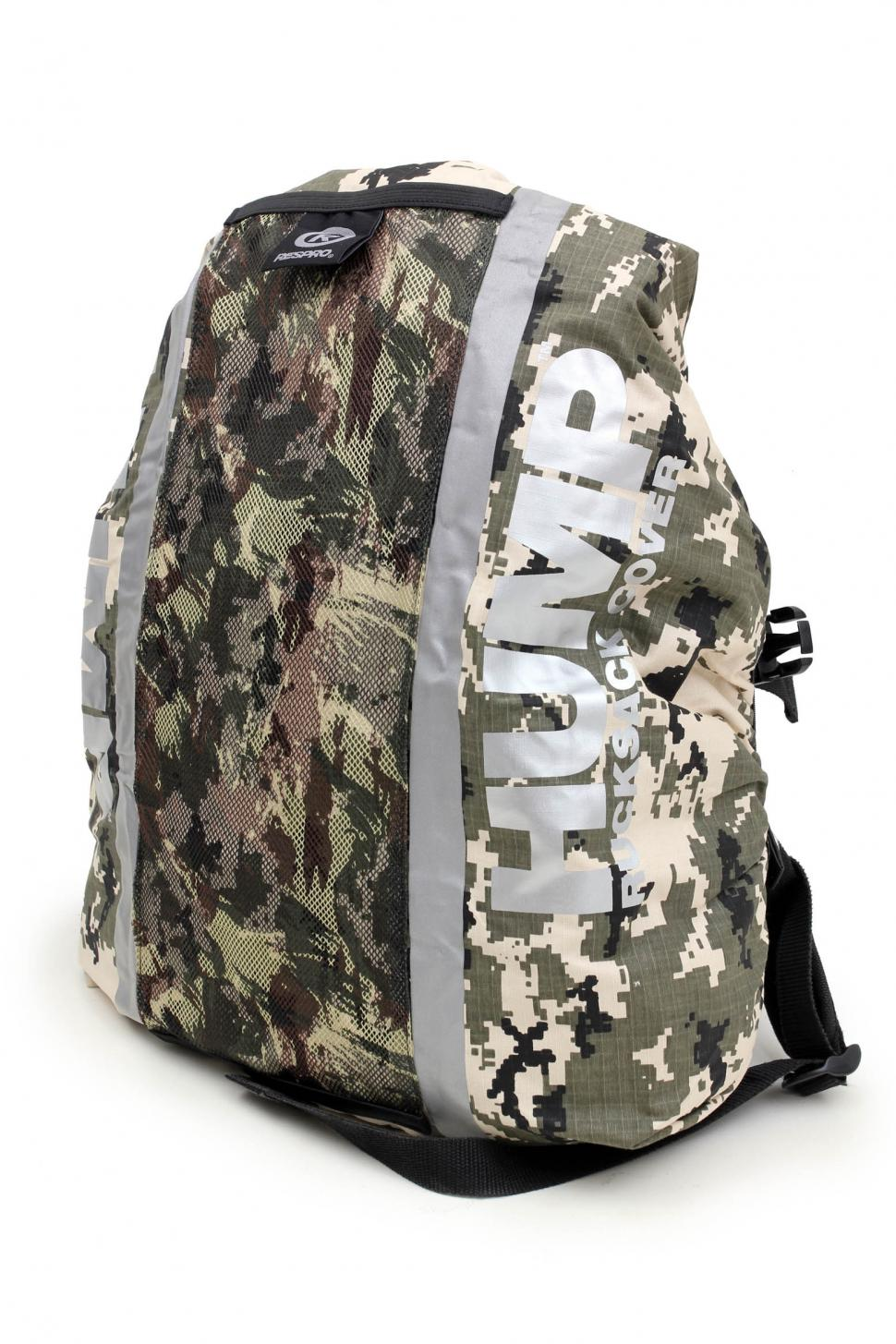 Respro Hump rucksack cover camo