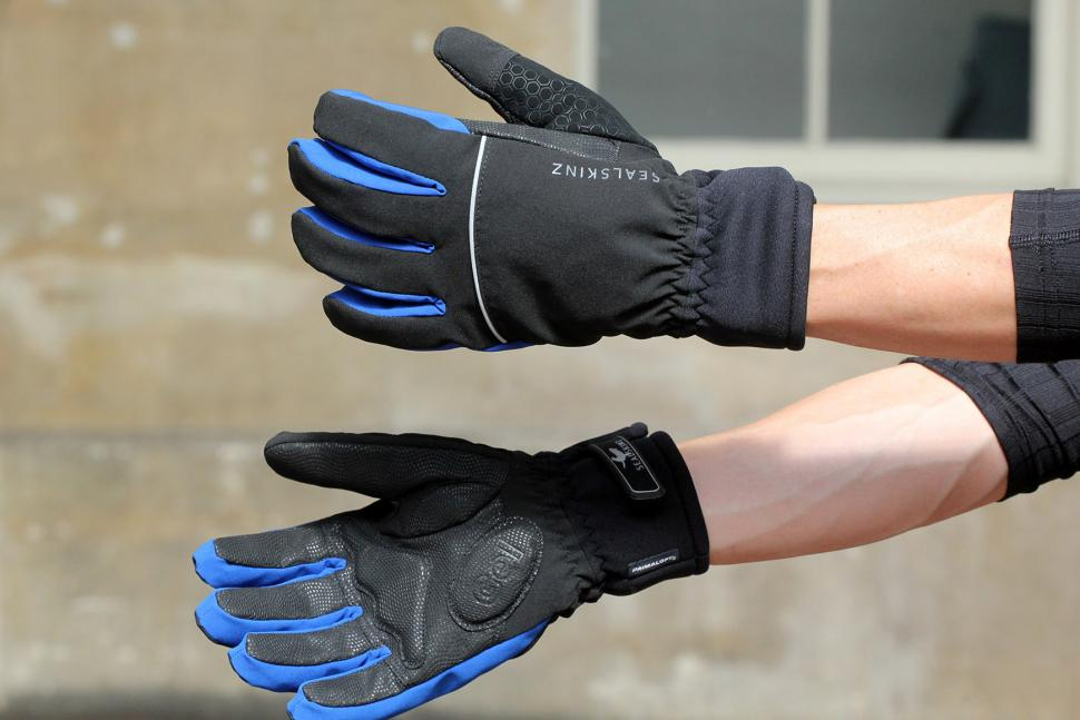 Review: Sealskinz Extra Cold Winter Cycle Gloves | road.cc
