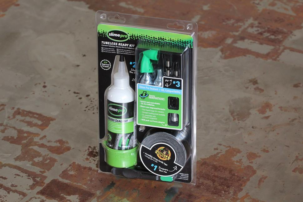 Slime Pro Tubeless Ready Kit