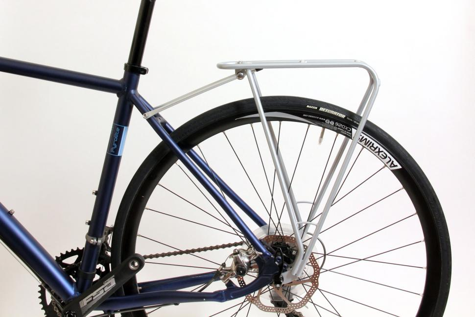 Review Tubus Disco Rear Rack Road Cc