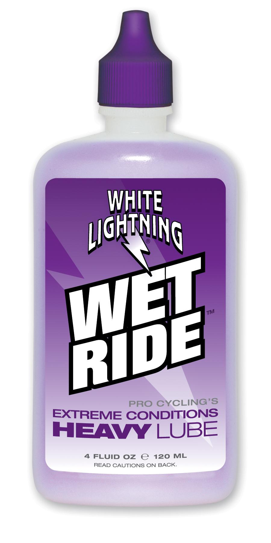 White Lightning Wet Ride