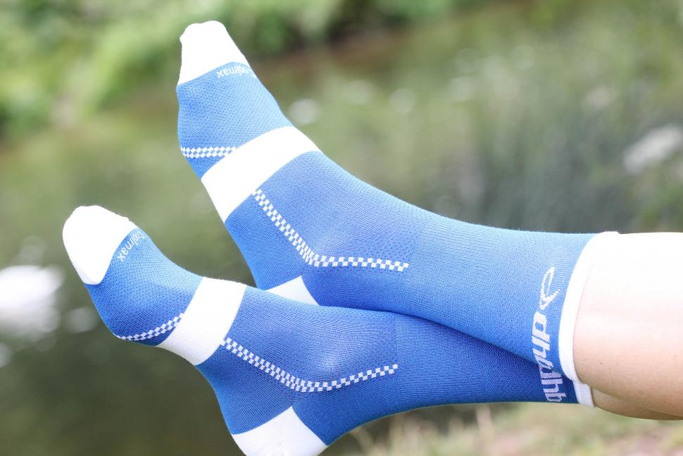 dhb Summer socks 14cm