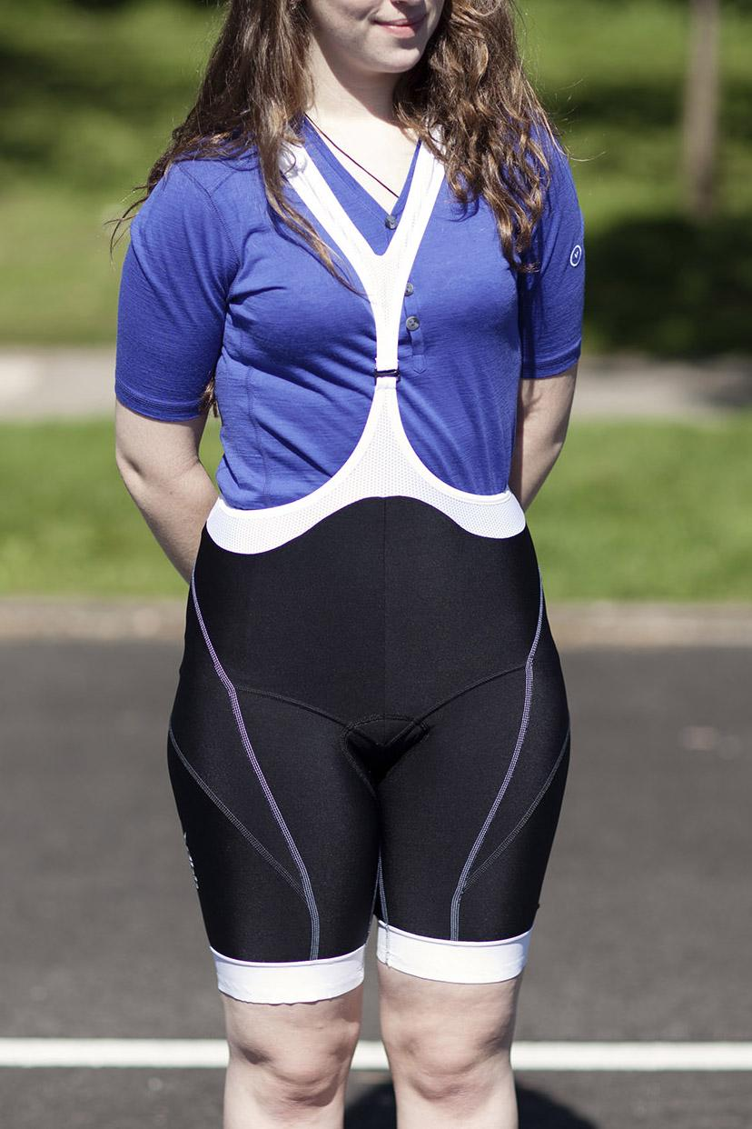 dhb womens bibshorts