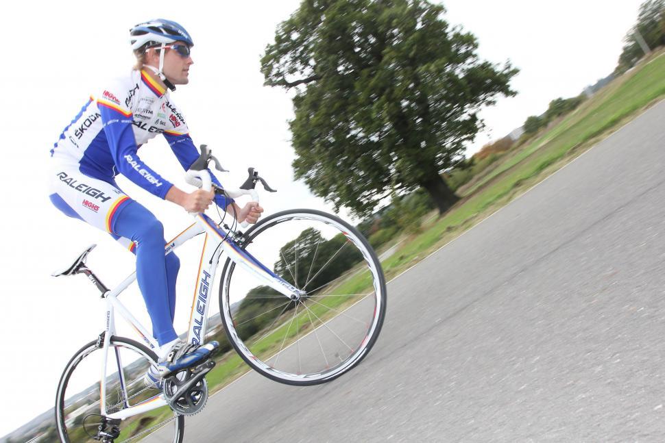Raleigh SP Team JJ riding 1.jpg