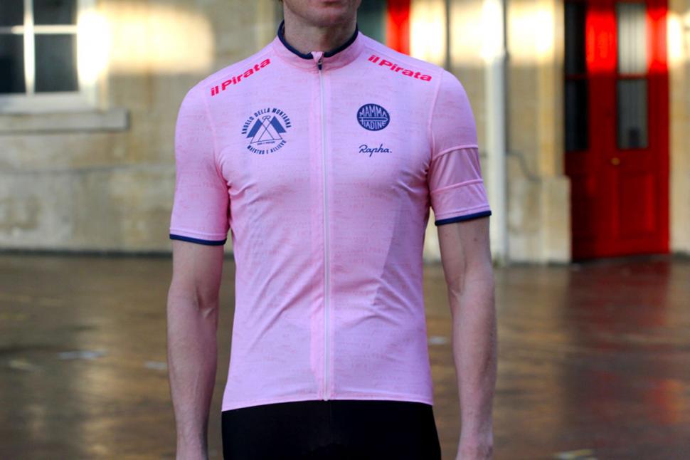 Rapha Pantani Super Lightweight jersey
