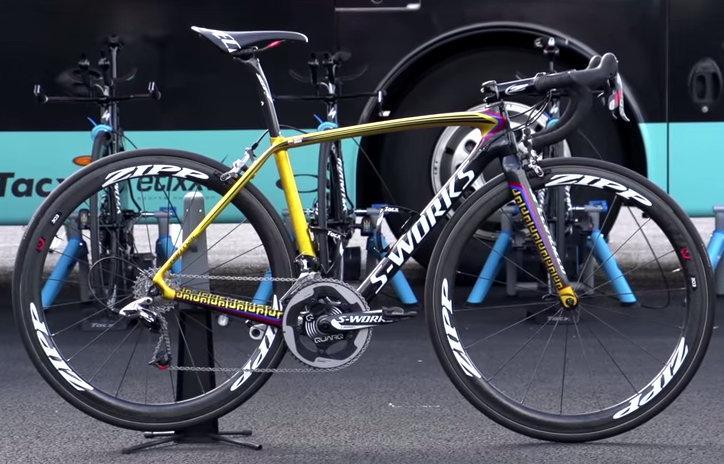 Pro Bike Rigoberto Ur 225 N S Specialized S Works Tarmac