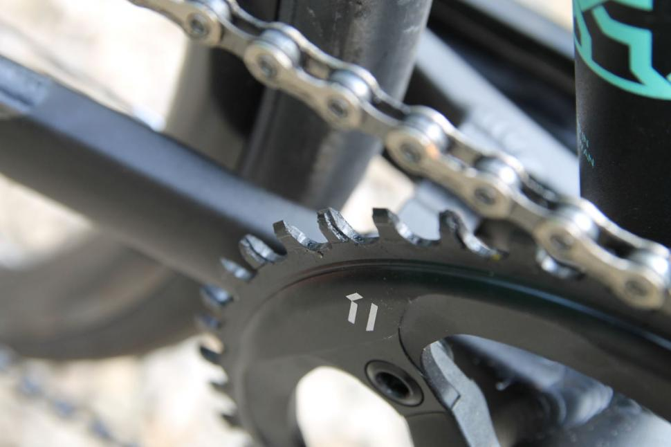 sram rival 1 first ride10