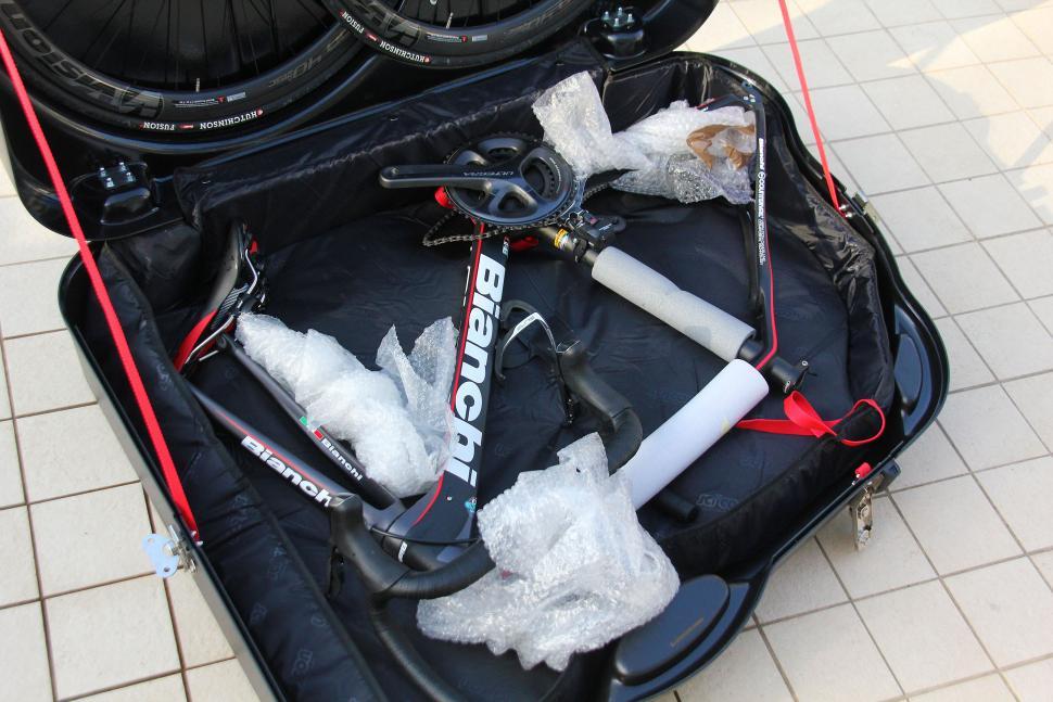 Scicon Aerotech Evolution bike hard case - frame