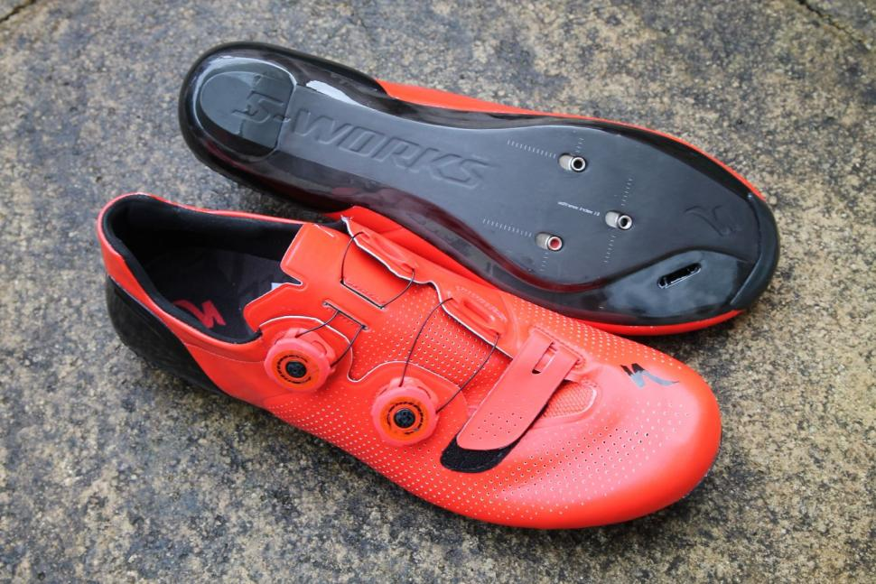 Specialized's new S-Works 6 road shoes 1