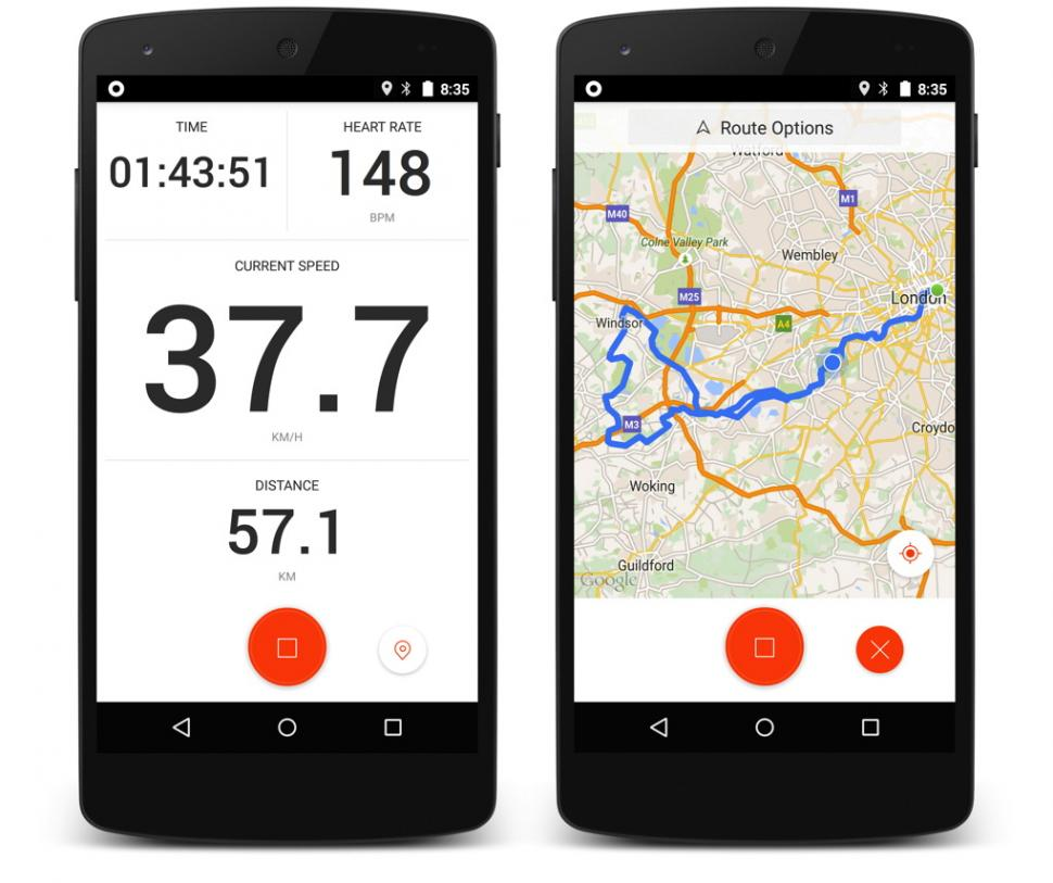 New Strava Live offers real-time data as you ride