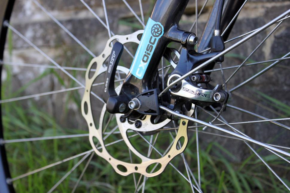 Review Trp Spyre Mechanical Disc Brake Road Cc