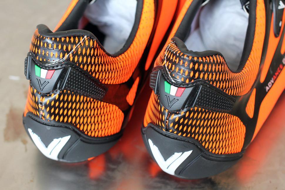 Vittoria Road Shoes - heels