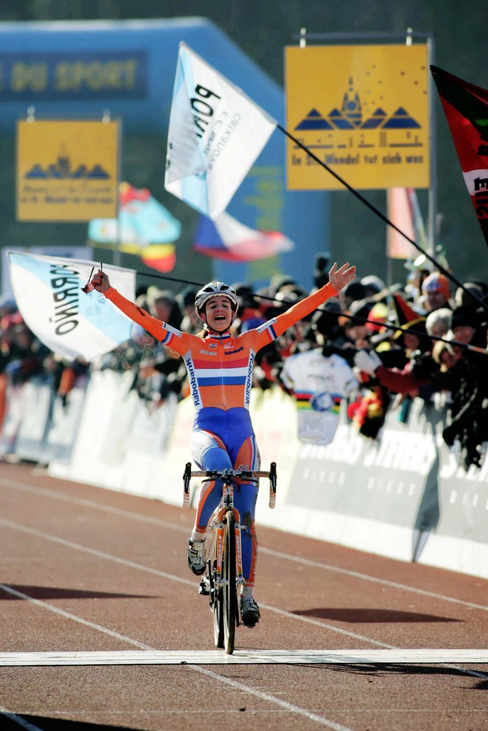 Cyclocross Words 2011: Marianne Vos