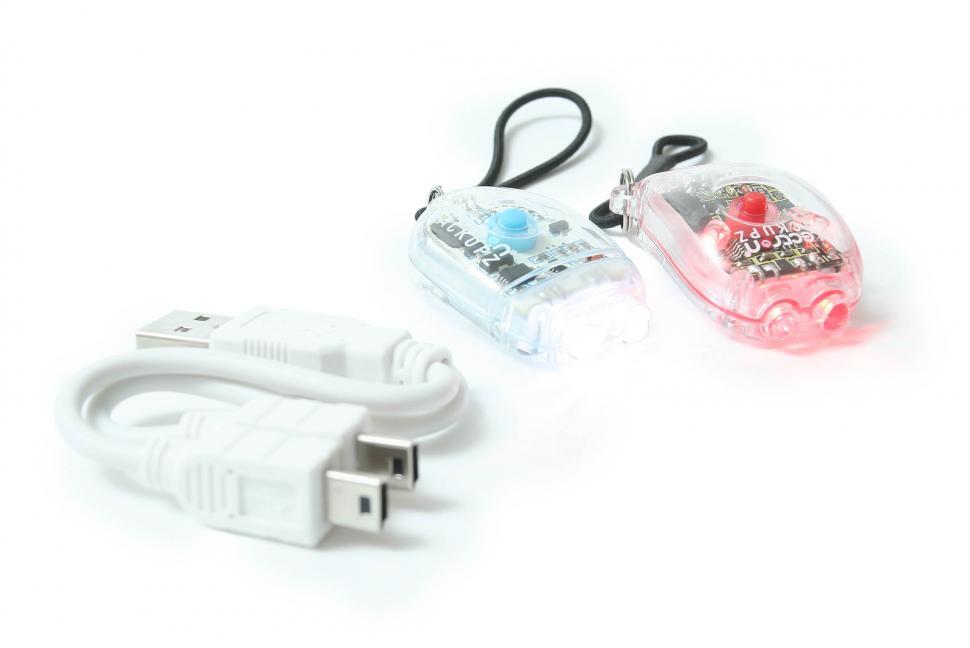 Electron Backupz USB LED light set