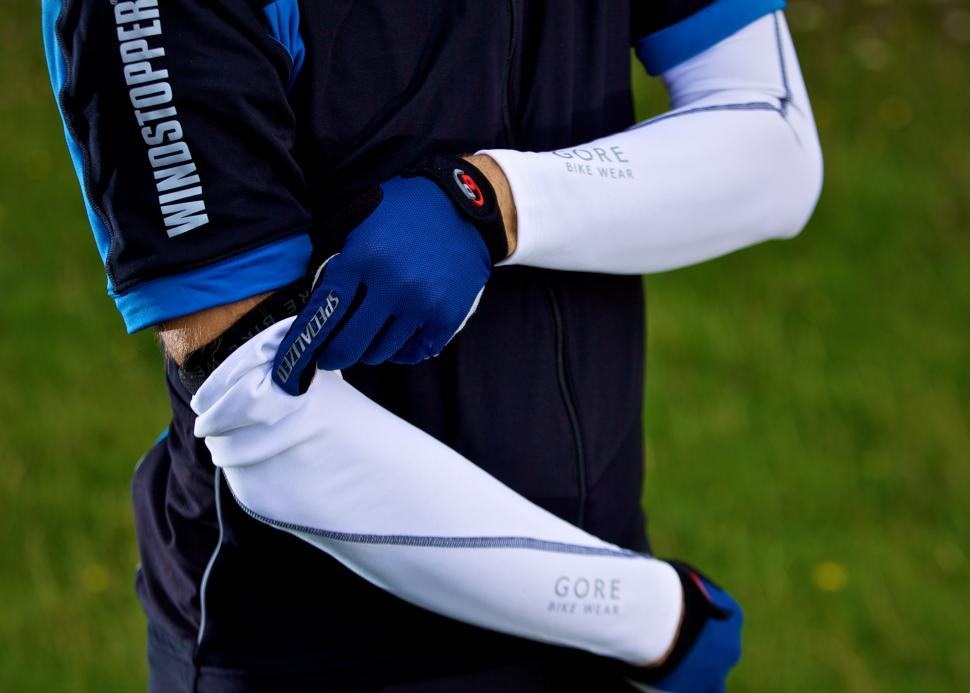 Gore Ozon Arm warmers
