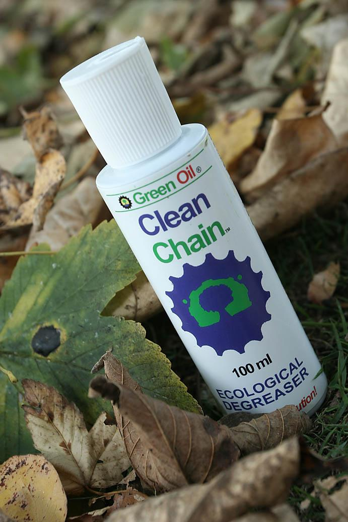 Green Oil Clean Chain degreaser