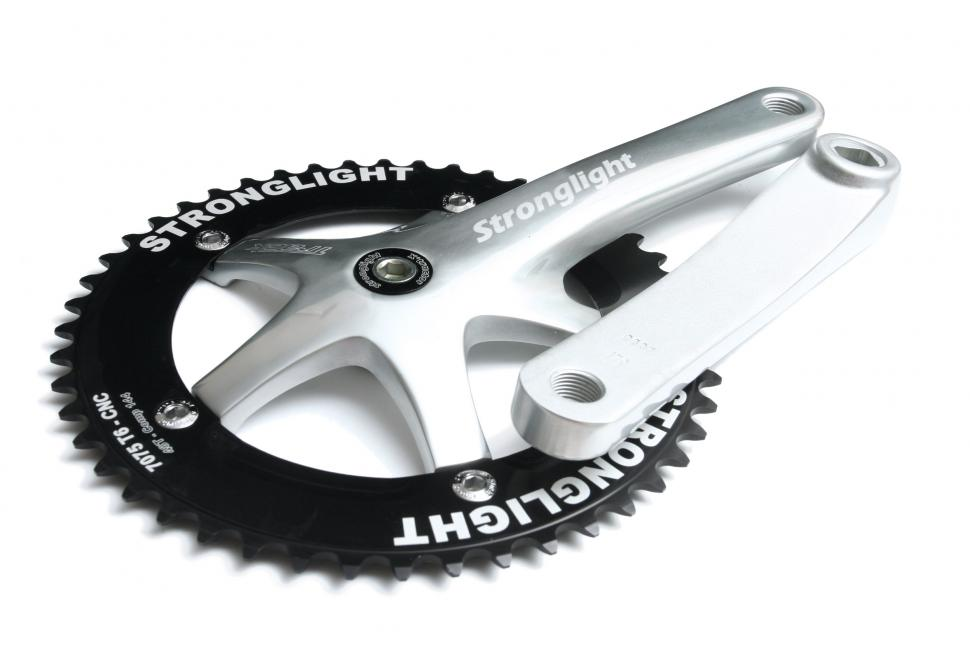 Stronglight Track 2000 chainset