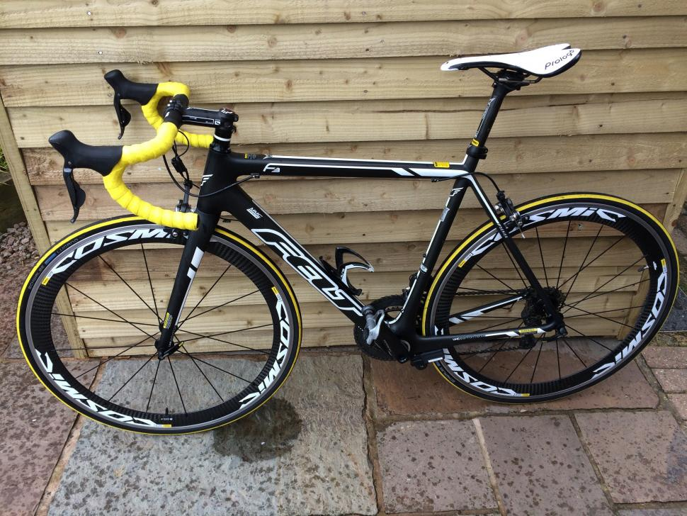 For Sale 2013 Felt F3 Road Bike Ultegra Di2 Mavic