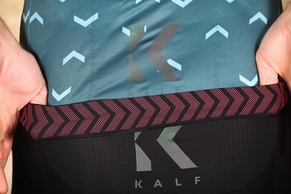 Kalf Flux Chevron Men's Short Sleeve Jersey - gripper.jpg