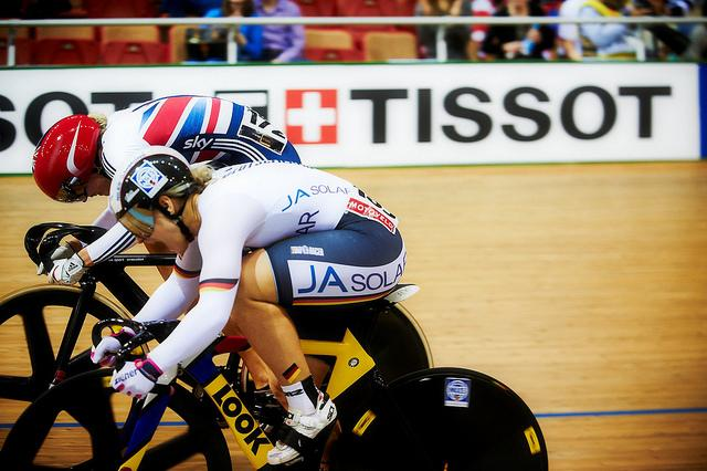 Double Olympic champion Vogel seriously injured in training collision