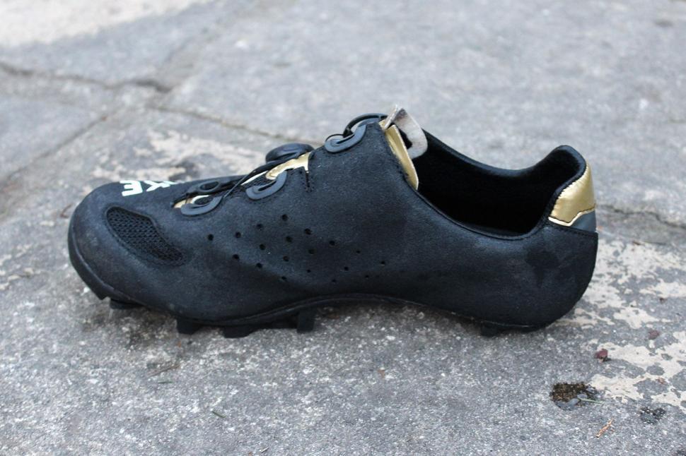 Lake MX 237 SuperCross cyclocross shoes - instep.jpg