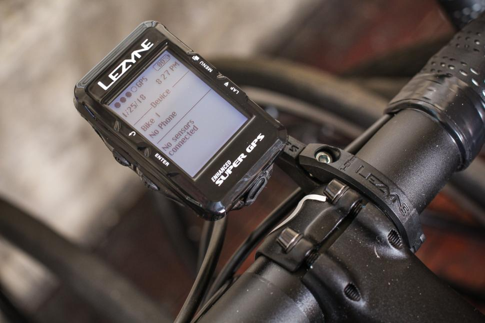 Review: Lezyne Super Navigate GPS Loaded Bundle | road.cc