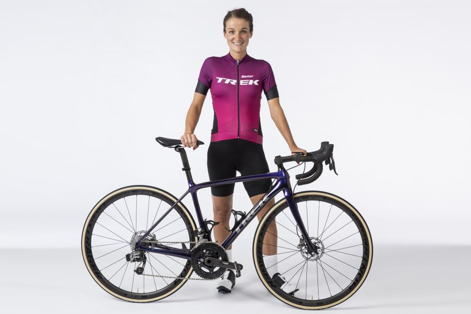 Trek announces brand-owned pro women's team
