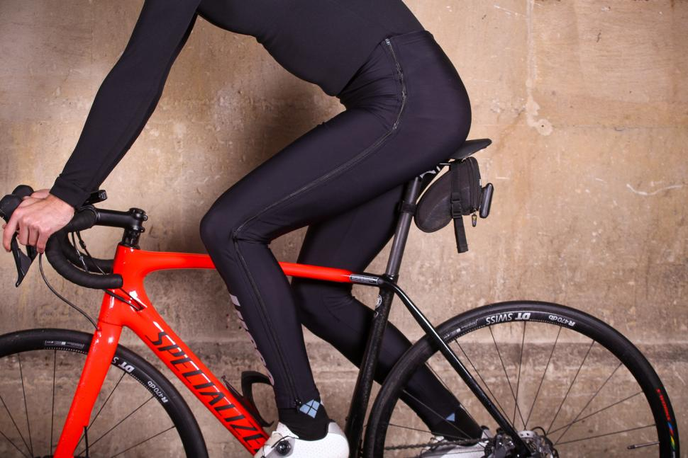 Lusso Full Monty Warm Up Thermal Tights - riding.jpg