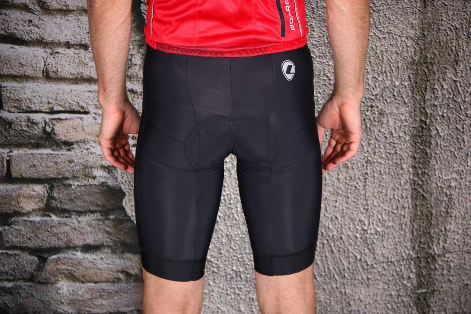 Lusso Pro Gel Bib shorts - back.jpg