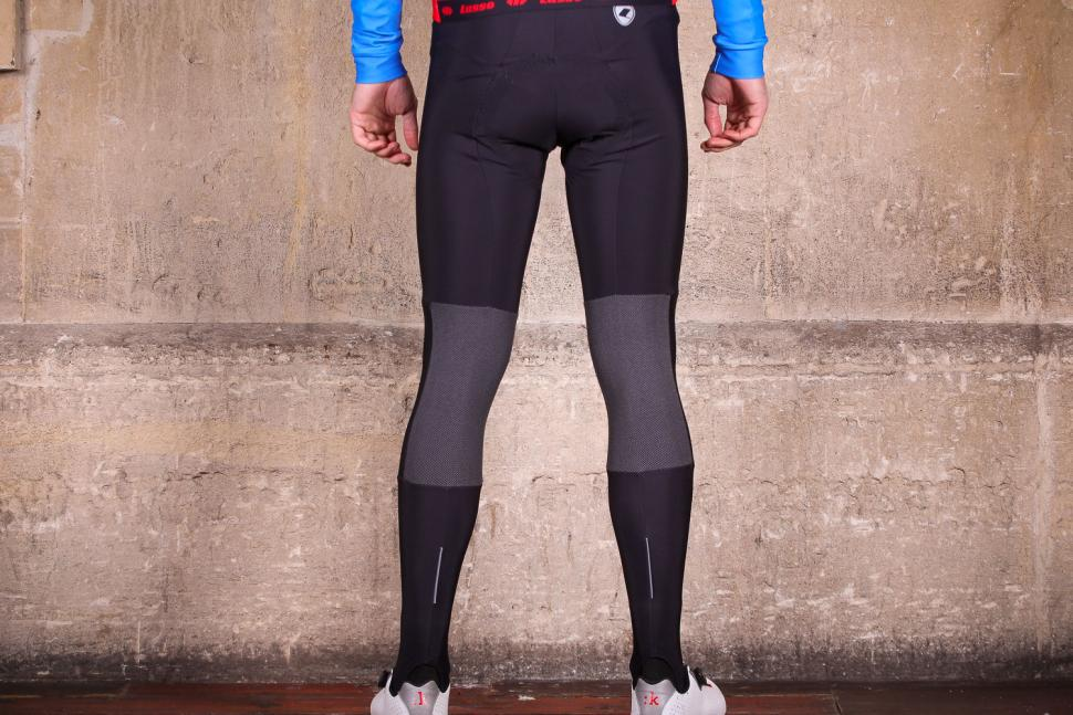 Lusso Thermico Repel Bibtights - back.jpg