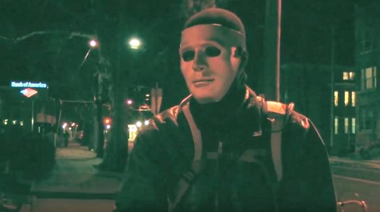 Masked Maniac (via YouTube)